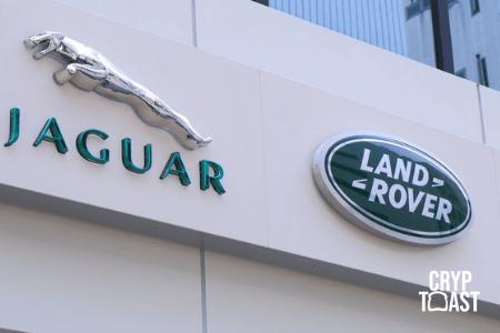 partenariat iota et jaguar land rover