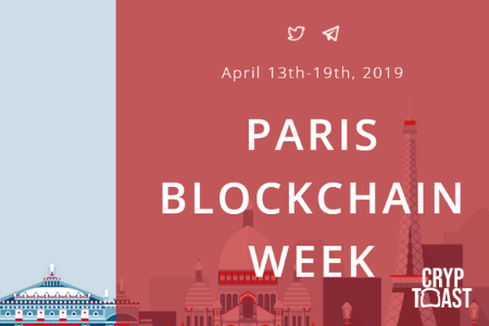 Le Paris Blockchain Week Summit