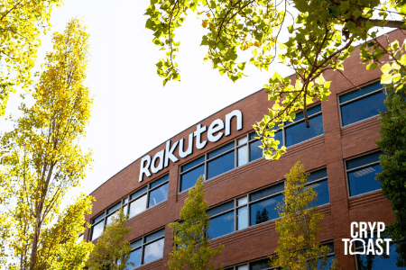 Les bureaux de Rakuten