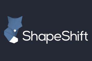 Tutoriel ShapeShift