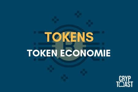 qu'es-tce qu'un token et la token economy