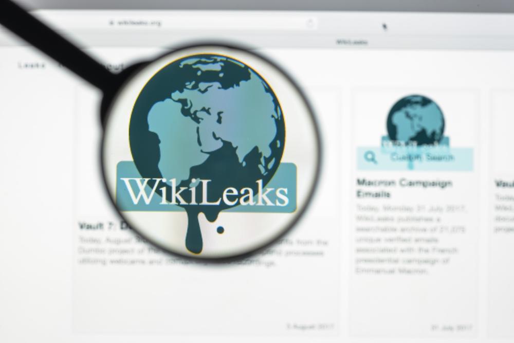En réponse à l'arrestation d'Assange, les archives de WikiLeaks ont été placées sur la blockchain de Bitcoin Cash