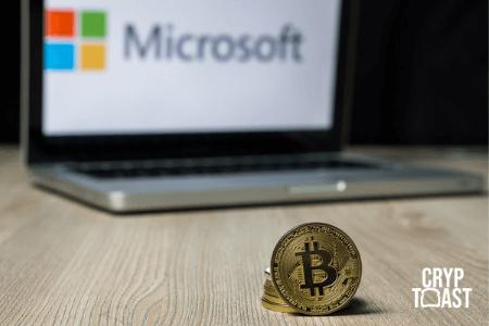 Microsoft lance un réseau basé sur la blockchain Bitcoin