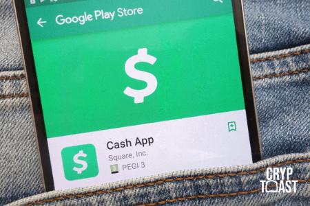 Square Cash App vente bitcoins