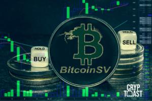 Le cours du Bitcoin SV s'envole suite à une fake news