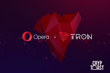Opera ajoute le support du TRON à son portefeuille crypto