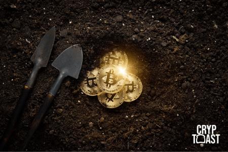 Pertes pour les sociétés de mining