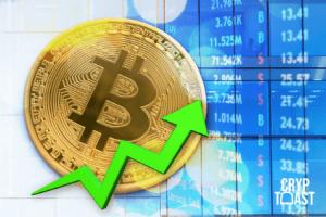 Le prix du Bitcoin (BTC) a bondi cette nuit: nouveau record pour 2019