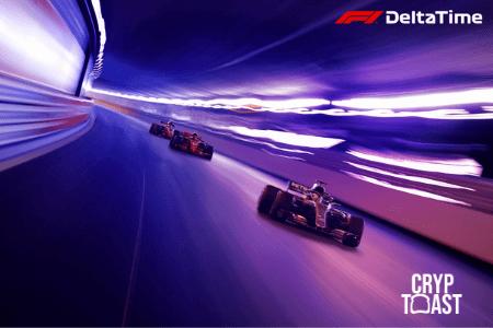 Une F1 virtuelle d'un jeu Ethereum se vend à près de 100 000 euros