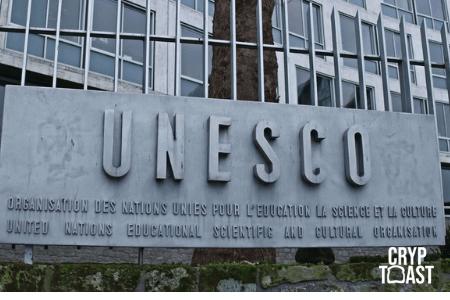 conférence de l'unesco à paris le 17 mai 2019 sur les technologies blockchains
