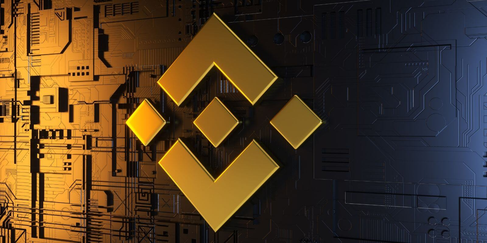 Logo Binance Exchange - BNB
