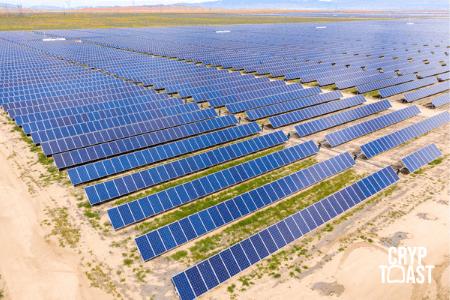 Californie : une ferme à Bitcoin alimentée à l'énergie solaire