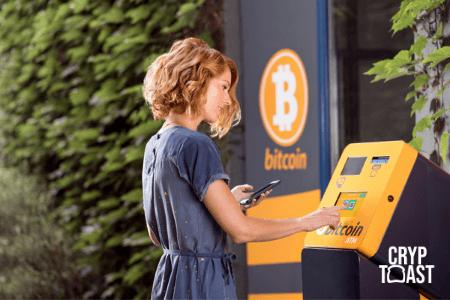 Des distributeurs à Bitcoin seront installés dans les supermarchés américains