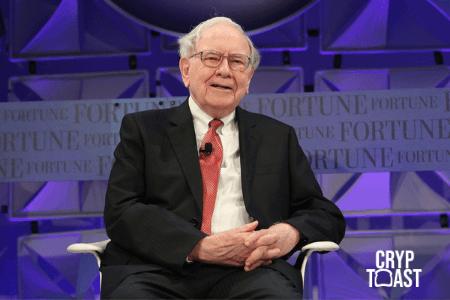 Justin Sun verse 4,6 millions de dollars à une association pour un déjeuner avec Warren Buffet