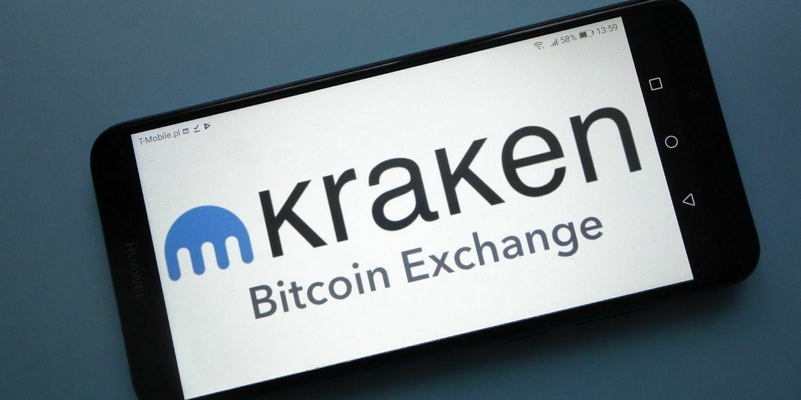 Kraken - Exchange