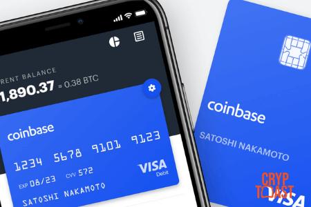 Lancement de la Coinbase Card en France