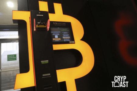 Nouveau record du nombre d'ATM Bitcoin installés depuis 1 an