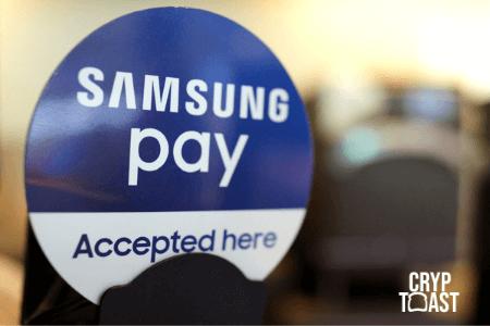 Samsung envisage l'ajout des cryptomonnaies à Samsung Pay