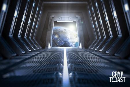 Les vaisseaux de Star Trek s'exportent sur la blockchain