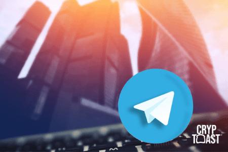 Token de Telegram Gram