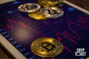 Le prix du Bitcoin a chuté en dessous de 10000 dollars