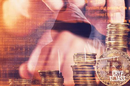 Vol de crypto-monnaies