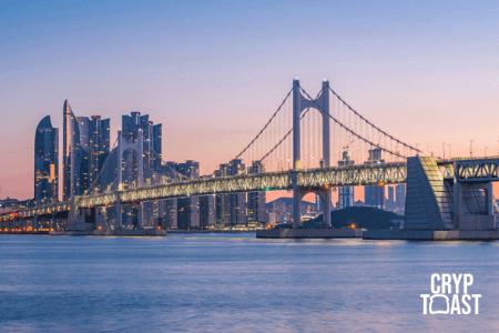 Busan: la «blockchain free zone» pas si libre que ça