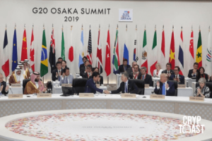 Le G20 soutient les recommandations du GAFI sur les cryptomonnaies