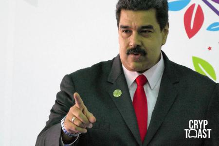 Le président Maduro ordonne à la Banque du Venezuela d'accepter la crypto Petro
