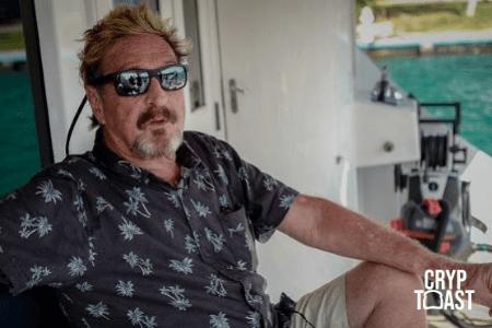 McAfee offre ses services à Cuba pour ses plans en cryptos