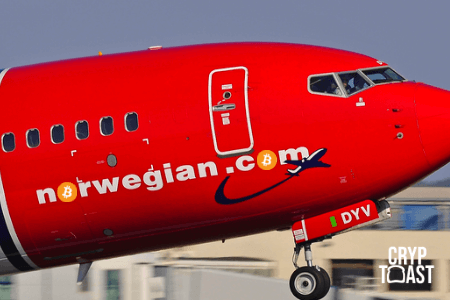 Norwegian Air Bitcoin