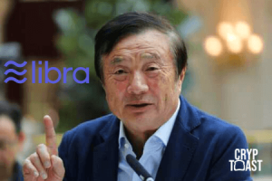 Le PDG de Huawei appelle la Chine à rivaliser avec la Libra de Facebook