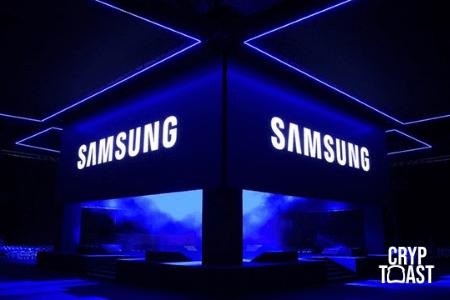 """Samsung nie toute connexion avec le prétendu """"Samsung Coin"""""""