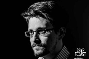 """Edward Snowden : """"Le Bitcoin ne respecte pas assez la vie privée"""""""