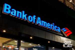 La Bank of America dépose un brevet pour un wallet crypto