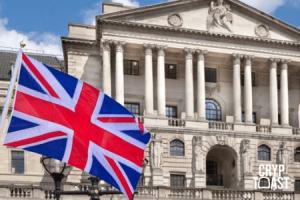 La Banque d'Angleterre suggère qu'une cryptomonnaie devienne la monnaie de réserve mondiale