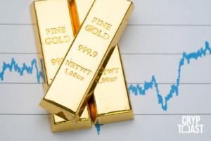Le prix de l'or et du Bitcoin évoluent de concert depuis trois mois