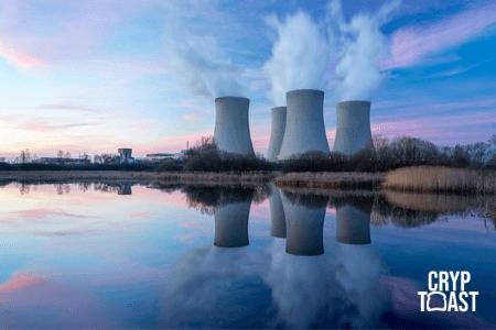 Ukraine : de l'équipement de mining a été saisi au sein d'une centrale nucléaire