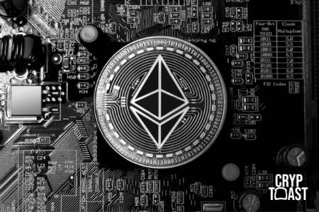 L'Ethereum (ETH) ne représente plus que 8% du market cap total des crypto-monnaies
