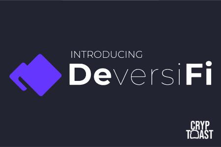 Ethfinex se détache de Bitfinex et devient DeversiFi