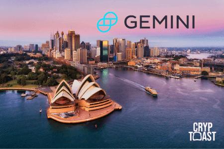 Gemini, l'exchange des frères Winklevoss, s'étend en Australie