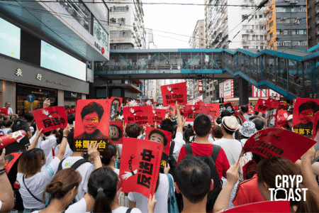 Hong Kong manifestations