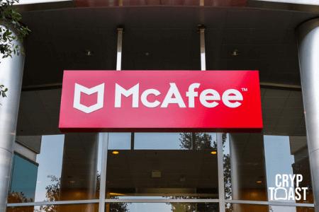 McAfee: les attaques liées aux cryptos sont en hausse