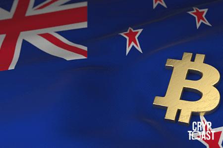 Nouvelle-Zélande : le paiement des salaires en cryptos légalisé