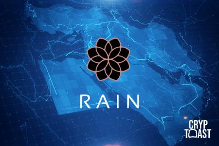 Rain devient le premier exchange réglementé au Moyen-Orient