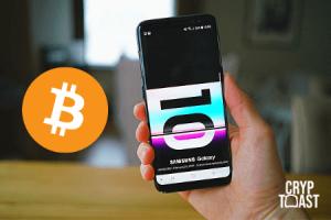 Samsung ajoute le Bitcoin et Klaytn à son Blockchain Keystore