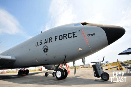 L'US Air Force s'associe à une startup blockchain pour sécuriser ses données