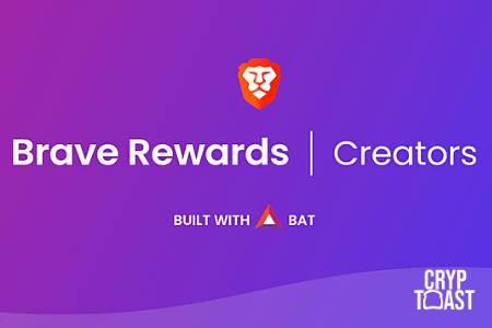 L'utilisation de Brave Rewards en hausse de 1200% depuis juillet 2018