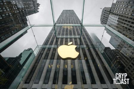 Apple reconnaît le potentiel à long terme des cryptomonnaies