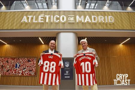 L'Atlético de Madrid lance un token destiné à ses fans sur la plateforme Socios